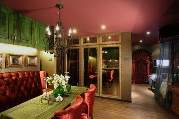东南亚住宅风格餐厅效果