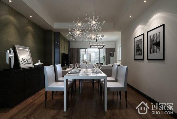 115平现代风格住宅欣赏