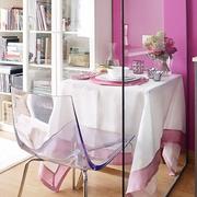 紧凑40平单身公寓欣赏餐厅