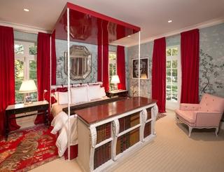 欧式奢华设计套图卧室陈设