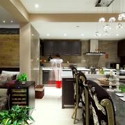 厨房餐厅设计图片