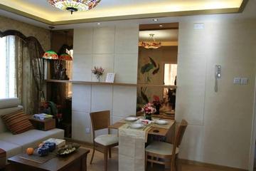 52平温馨两居室欣赏
