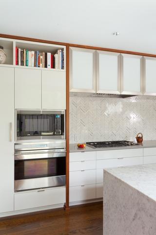 混搭时尚装饰效果图赏析厨房效果设计