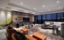 简约优雅公寓效果图欣赏客厅陈设