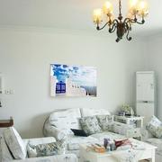 85平地中海温情住宅欣赏