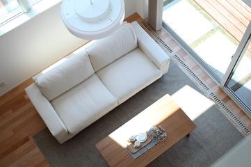 89平日式风格别墅欣赏客厅局部