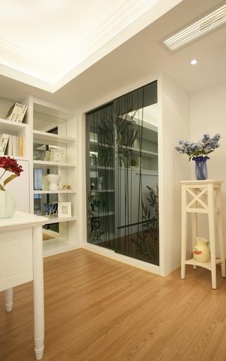 田园风三居室欣赏书房设计