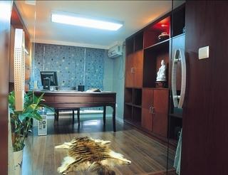 90平米混搭两居室欣赏书房