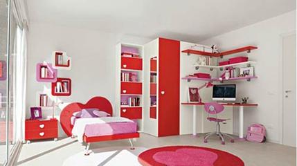 让整个空间呈现出时尚典雅的魅力来, 儿童房吊顶石膏板案例说明