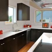 简约温馨小户型别墅设计厨房