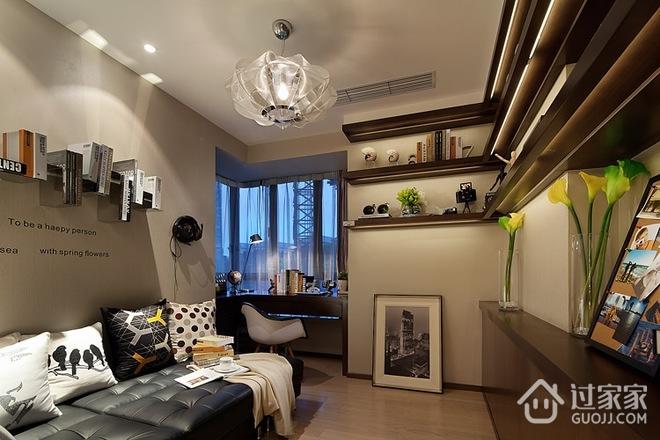 52平简约一室一厅欣赏