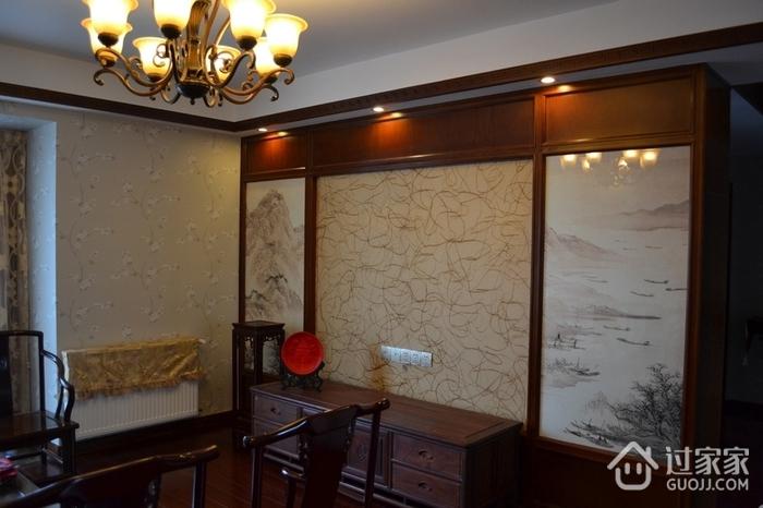 102平新中式住宅欣赏