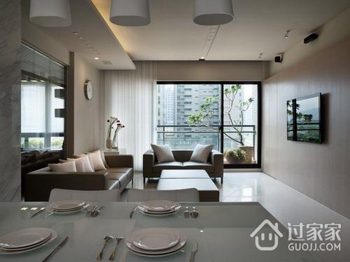现代大气餐厅灯饰设计 超喜爱的家居效果