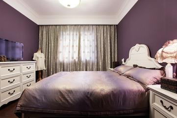 混搭风格有机住宅欣赏卧室摆件