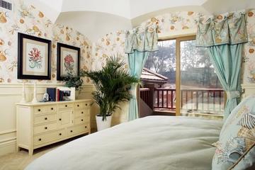 美式乡村卧室