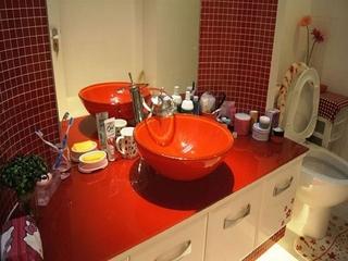 57平简约一居欣赏洗手间