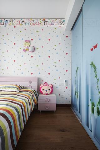 111平简约三室两厅欣赏儿童房局部