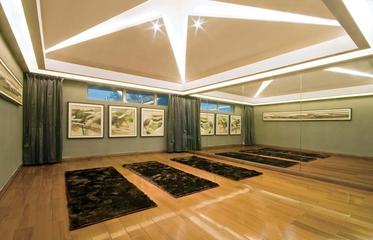 新古典港式风格健身房