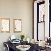 70平小公寓设计欣赏餐厅