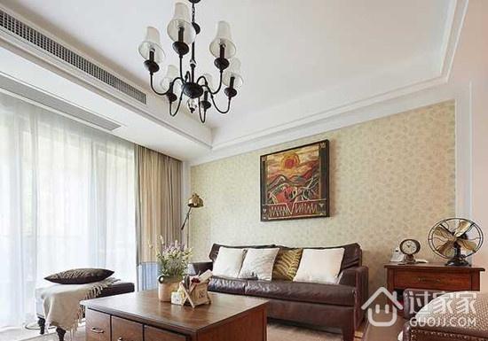 118平新古典温馨住宅欣赏