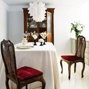 让人痴迷的现代住宅欣赏餐厅