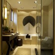 东南亚风格效果图卫生间