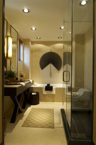 东南亚装饰卫生间