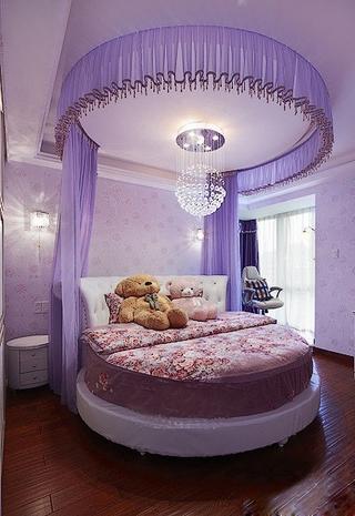 我有一个公主梦 卧室灯饰效果图