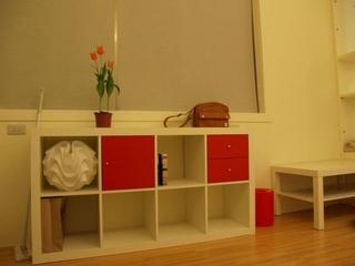 45平简约一居室欣赏摆件