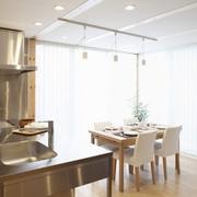 86平日式风格复式楼欣赏厨房