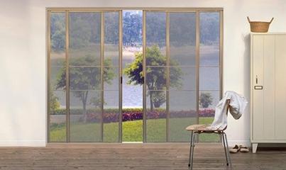 防蚊纱窗安装步骤及注意事项