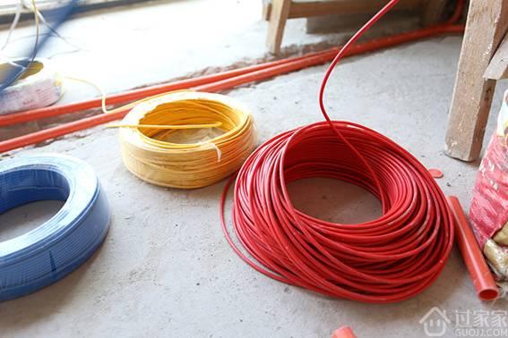 工艺节点11:材料进场、水电改造开工