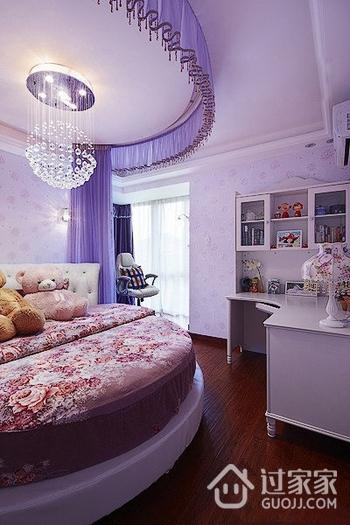 卧室组合书桌柜装修效果图 温馨舒适家居