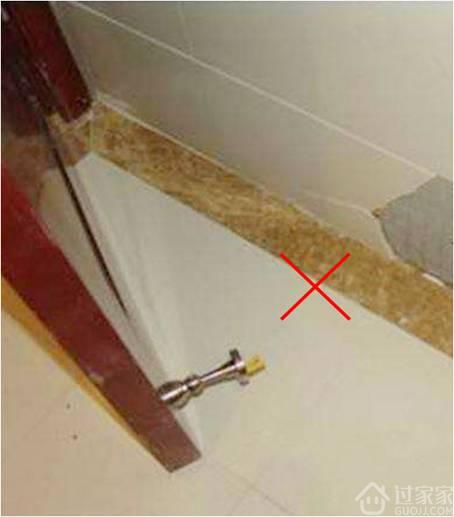 工艺节点23:厨卫铝合金门安装