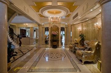 300平豪华法式别墅欣赏