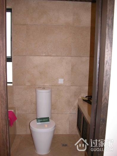 东南亚复式卧室卫生间
