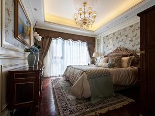 法式奢华住宅欣赏卧室效果