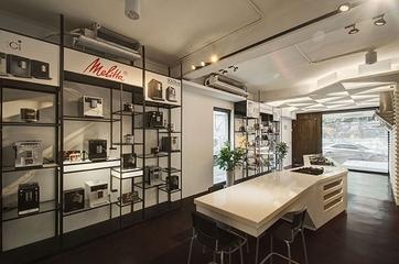 现代设计住宅赏析厨房过道
