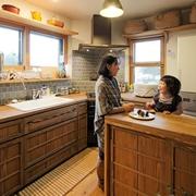 40平日式超牛搭配欣赏厨房效果