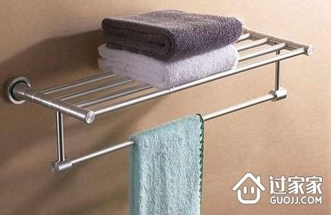 浴巾架的种类以及选购技巧