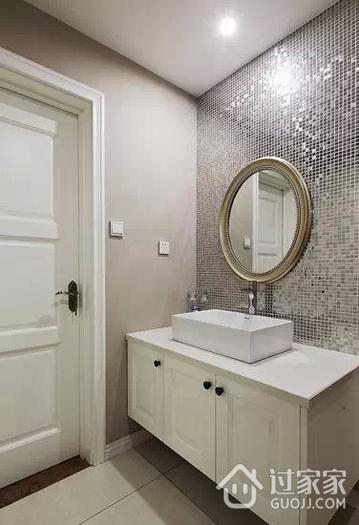 77平简约精美两居室欣赏卫生间室内门