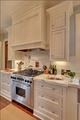 美式别墅厨房装修设计效果图