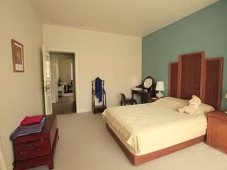温馨新中式三居室欣赏卧室