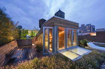 现代顶层设计阁楼