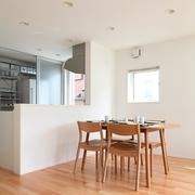 89平日式风格别墅欣赏餐厅设计