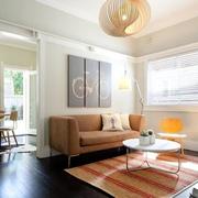 80后喜爱的一居室欣赏客厅