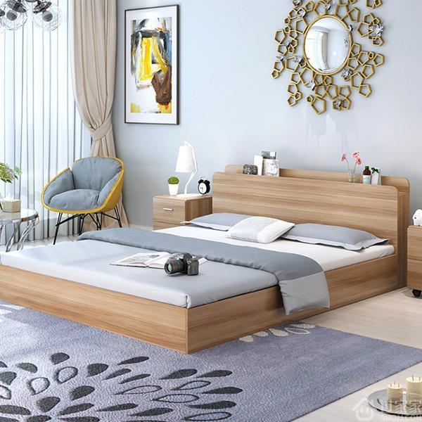卧室收纳可不只有衣柜,床可是隐形的收纳之地