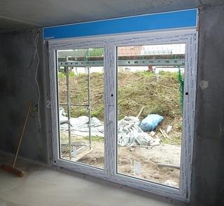 门窗安装 铝合金门窗安装工艺
