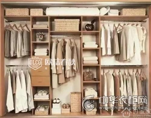 衣柜内部结构设计 最合理的衣柜内部布局