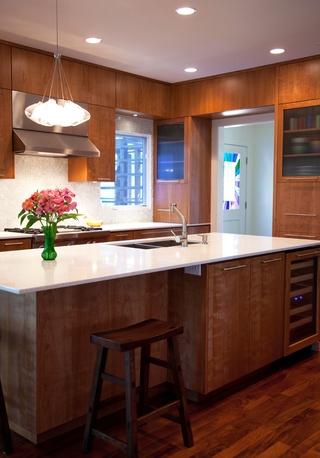 美式乡村装饰套图赏析厨房设计